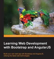 Learning Web Development with Bootstrap and AngularJS, ebook gratuito disponible durante las próximas 22 horas (imagen destacada)