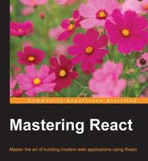 Mastering React, ebook gratuito disponible durante las próximas 22 horas (imagen destacada)