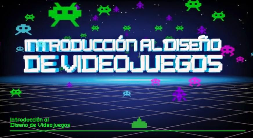 Curso gratuito sobre Introducción al diseño de videojuegos
