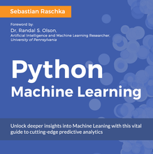 Python Machine Learning, ebook gratuito disponible durante las próximas 23 horas (imagen destacada)