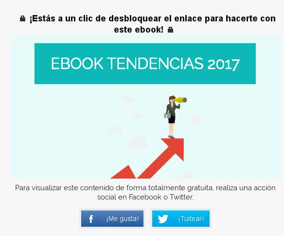 Desbloquear para poder descargar el eBook Tendencias 2017