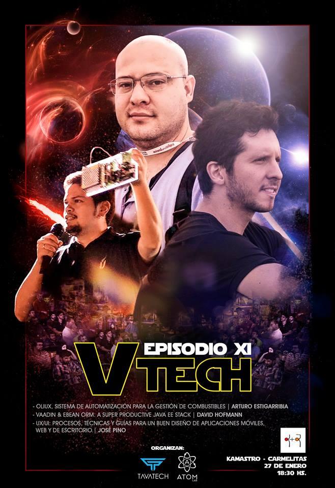 VTech episodio XI - viernes 27 de enero