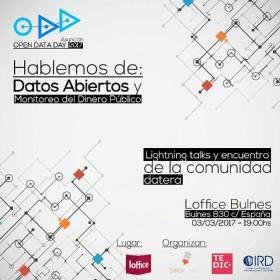 Evento sobre Datos Abiertos y Monitoreo del dinero público (imagen destacada)