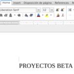Instalamos LibreOffice 5.3.0 en Debian Jessie