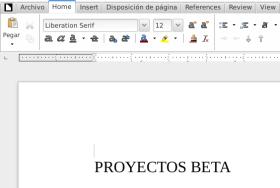 LibreOffice 5.3.0 en Debian Jessie de 64 bits (imagen destacada)