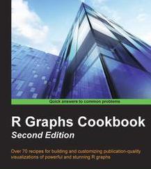 R Graphs Cookbook Second Edition, ebook gratuito disponible durante las próximas 22 horas (imagen destacada)