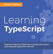 Learning TypeScript, ebook gratuito disponible durante las próximas 23 horas (imagen destacada)