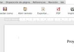 Instalamos LibreOffice 5.3.1 en Debian Jessie