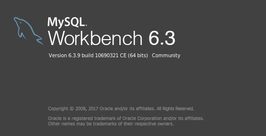 MySQL Workbench 6.3.9 en Ubuntu Yakkety Yak 16.10
