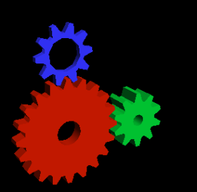 glxgears en Ubuntu Yakkety Yak 16.10 (imagen destacada)