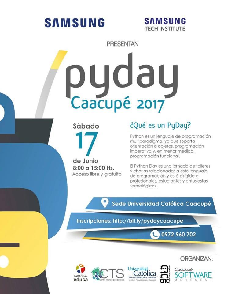 PyDay Caacupé