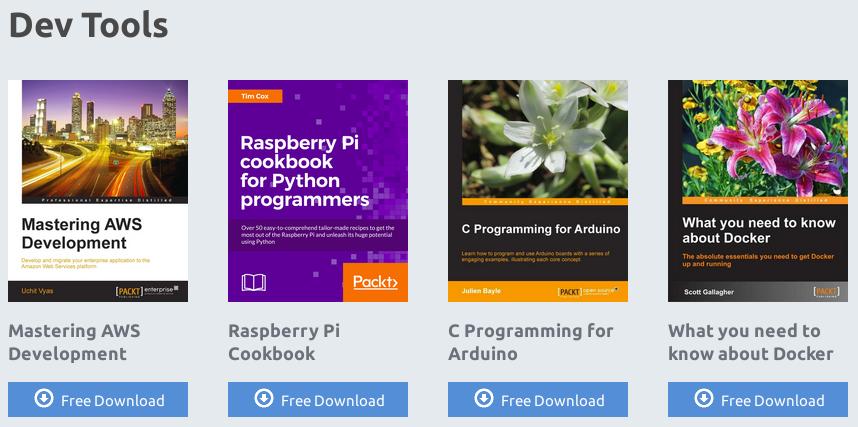 Ebooks sobre Dev Tools