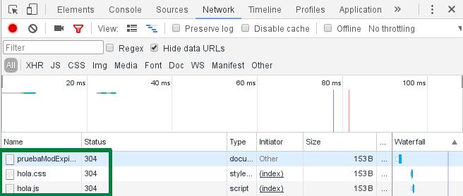 Habilitar expires en Debian Jessie code 304