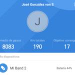 Obtener Mi Fit 3.0.3 para el Xiaomi Mi Band 2