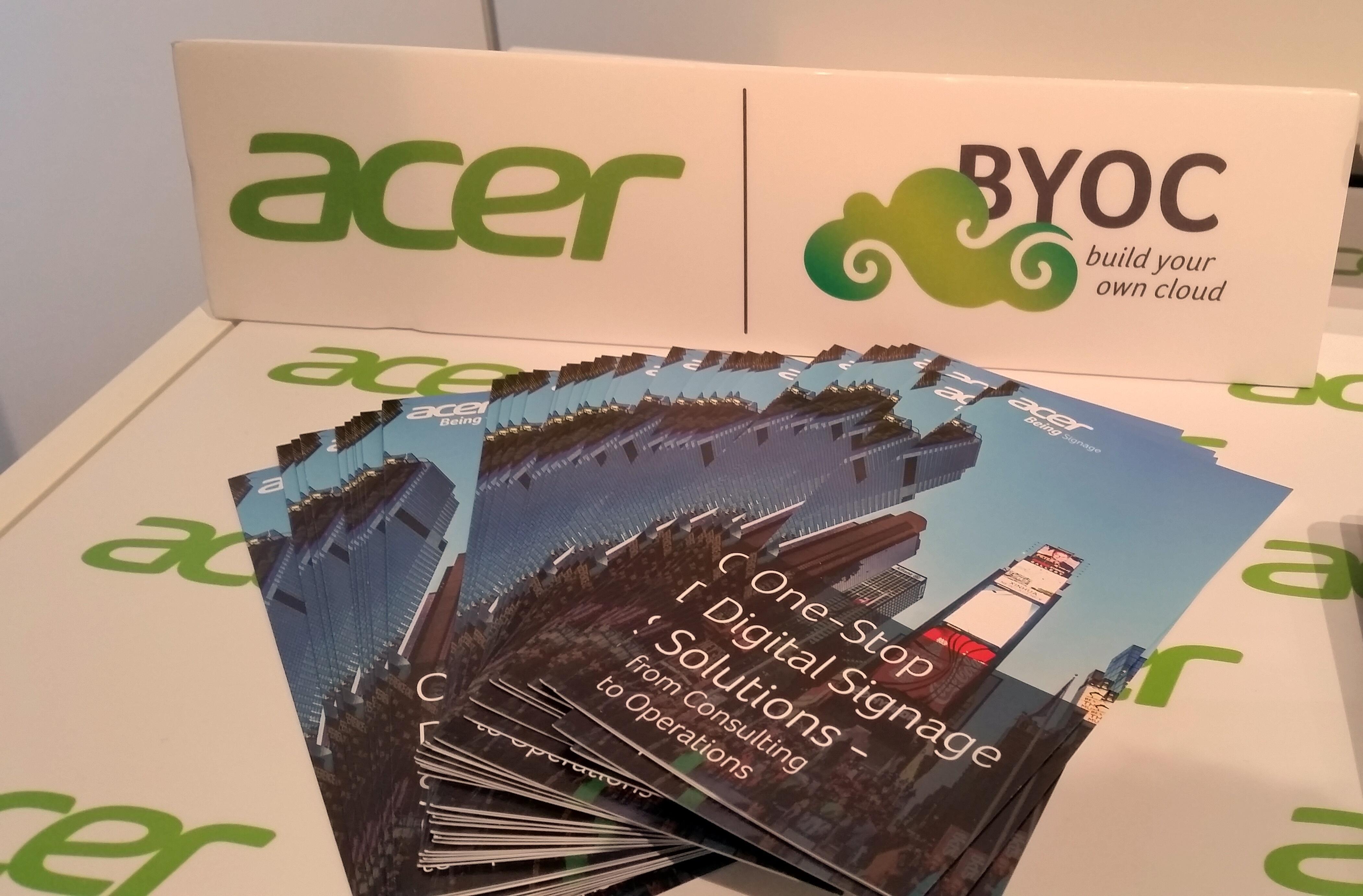 IFA 2017 - Ronda de prensa - Acer