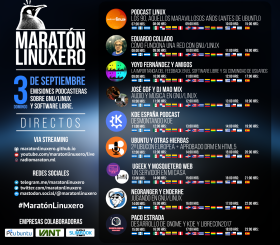 Maratón Linuxero (imagen destacada)