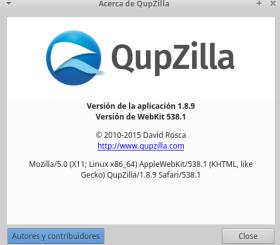 QupZilla (imagen destacada)