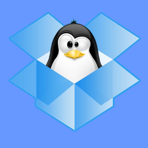 Dropbox en GNU/Linux