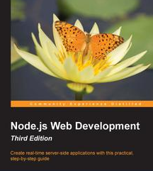 Node.js Web Development - Third Edition, ebook gratuito disponible durante las próximas 23 horas (imagen destacada)