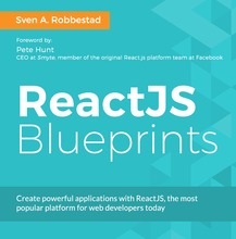 ReactJS Blueprints, ebook gratuito disponible durante las próximas 23 horas (imagen destacada)