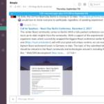 Slack en Debian Stretch de 64 bits