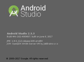 Android Studio en Debian Stretch de 64 bits (imagen destacada)
