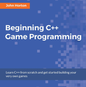 Beginning C++ Game Programming, ebook gratuito disponible durante las próximas 23 horas (imagen destacada)