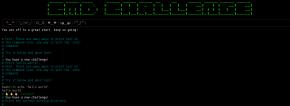 Commandline Challenge (imagen destacada)