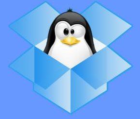Dropbox en Linux (imagen destacada)
