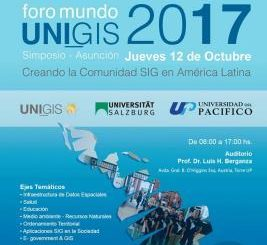 Foro UNIGIS 2017 (imagen destacada)
