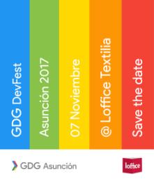 GDG Asunción (imagen destacada)