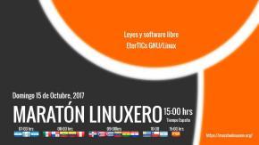 Maratón Linuxero edición 1.1 (imagen destacada)