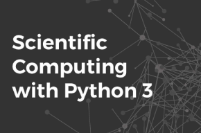 Scientific Computing with Python 3, ebook gratuito disponible durante las próximas 21 horas (imagen destacada)