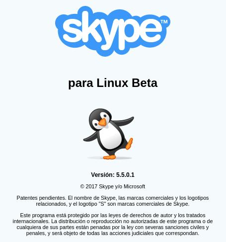 Skype en Ubuntu Artful Aardvark 17.10