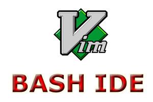 Vim Bash IDE