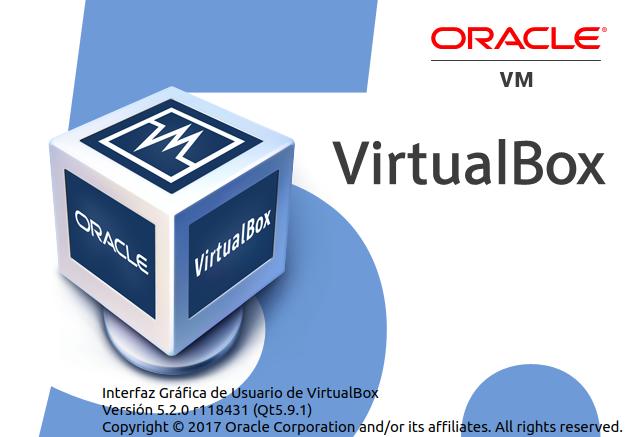 VirtualBox 5.2 en Ubuntu Artful Aardvark 17.10