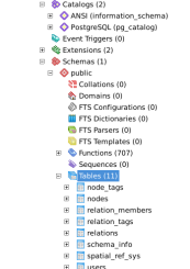 Datos OSM de Paraguay en Debian Stretch (imagen destacada)