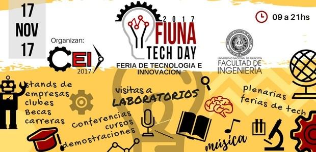 FIUNA Tech Day 2017