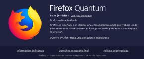 Mozilla Firefox en Debian Stretch de 64 bits (imagen destacada)