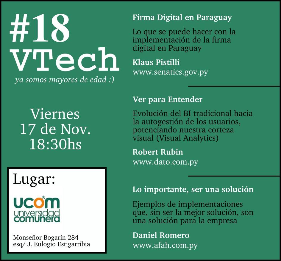 VTech #18