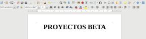 LibreOffice 5.4.3 en Debian Stretch (imagen destacada)