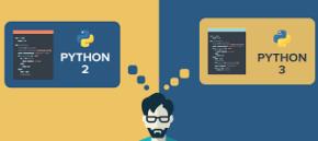 Python 2 y Python 3 (imagen destacada)
