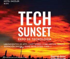 Tech Sunset (imagen destacada)