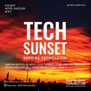 Tech Sunset