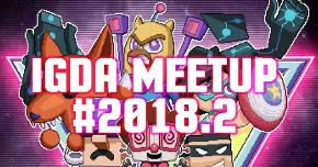 2° Meetup 2018 de videojuegos en Asunción -Paraguay (imagen destacada)