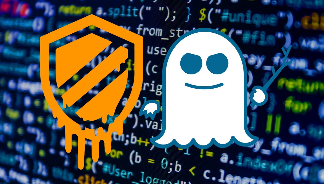 Code Meltdown and Spectre