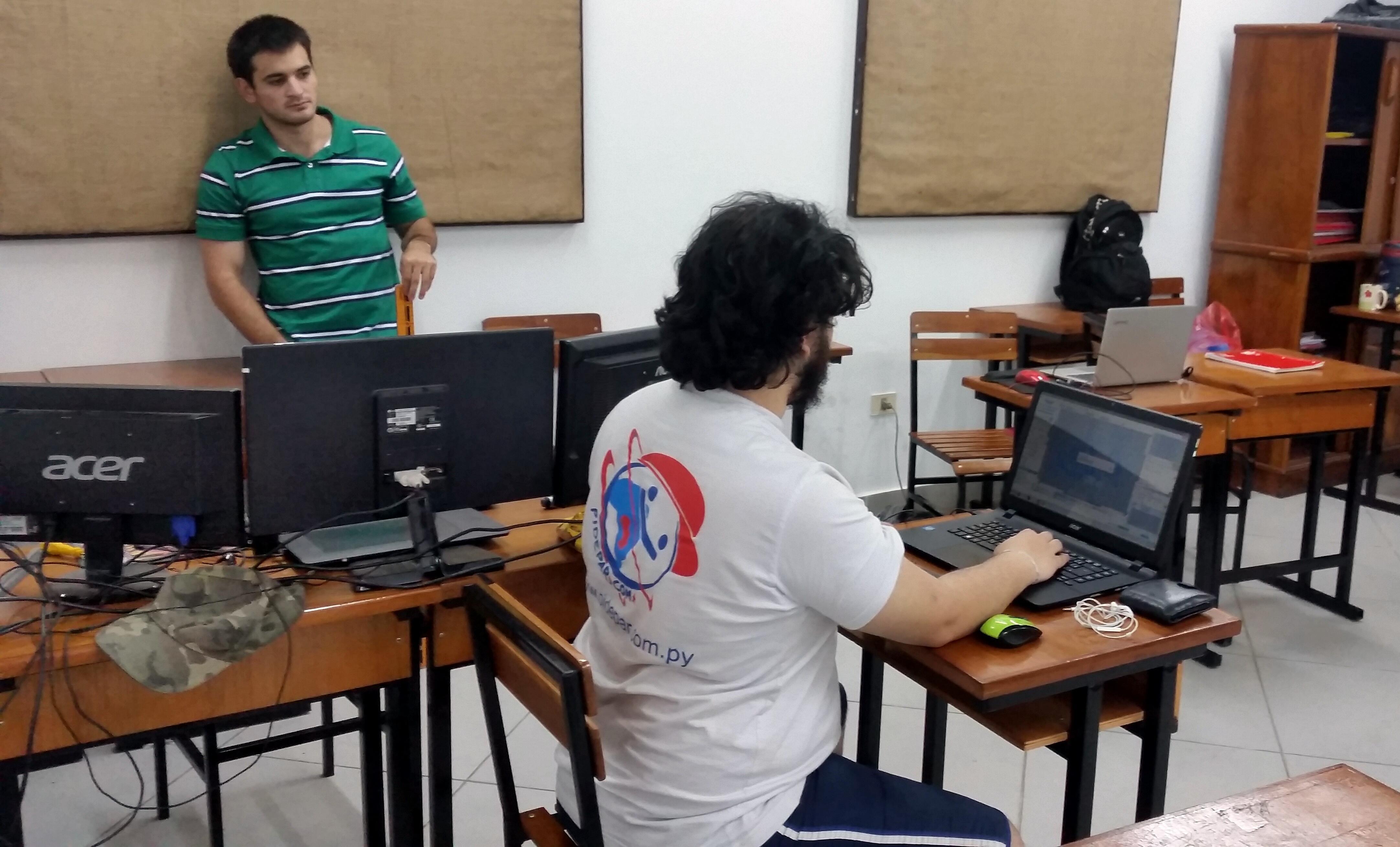 GGJ 2018 en Asunción Paraguay