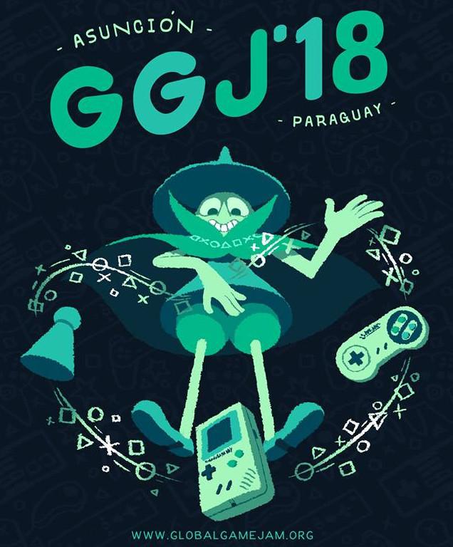 Global Game Jam 2018 Asunción-Paraguay