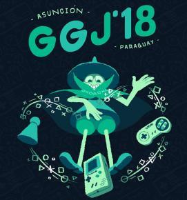 Global Game Jam 2018 - Asunción Paraguay (imagen destacada)