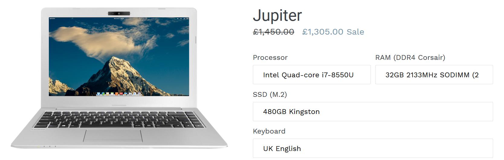 Jupiter - Juno Computers